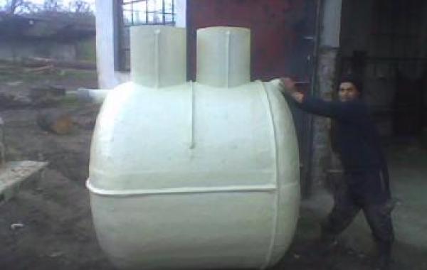 Fose septice ecologice 2000 litri