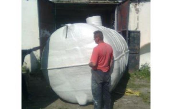Rezervor (bazin) apa 10 000 litri