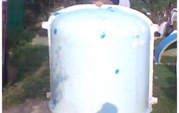Fosa septica ecologica 1600 litri