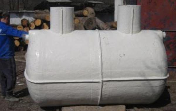 Fose septice ecologice 3600 litri - 5000 litri